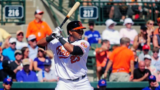 Nelson Cruz conecta jonrón en victoria de los Orioles de Baltimore