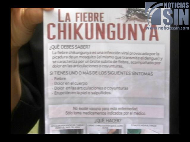 Efectos de la chikungunya podrían tardar años; más de 130 mil casos en RD