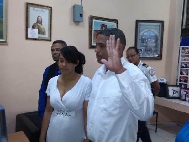 Autorizan matrimonio en carcel de Puerto Plata