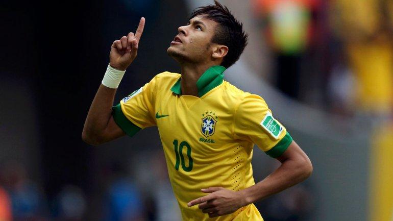 Luis Enrique convoca a Neymar para jugar el Mundial de Clubes