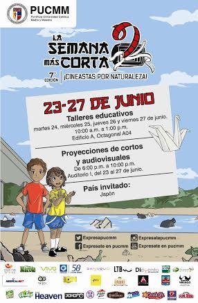 Estudiantes PUCMM realizarán la 7ma. edición de La Semana Más Corta