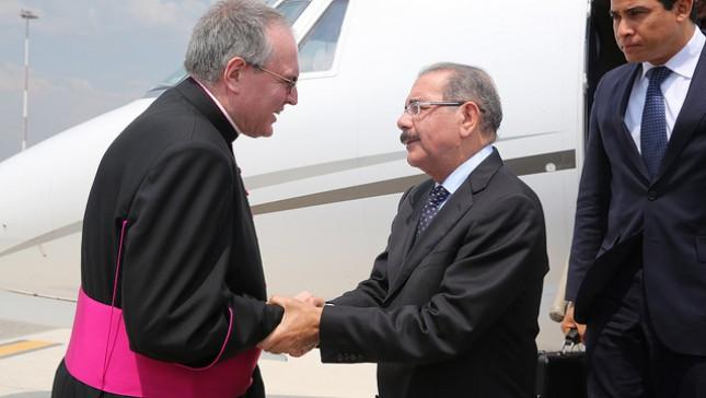 Medina se reunirá este viernes en audiencia privada con el Papa
