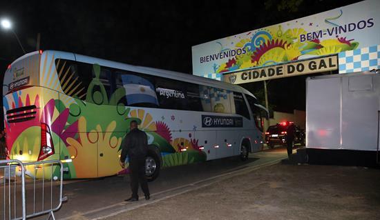 Sao Paulo endurece medidas contra huelguistas para asegurar metro en Mundial