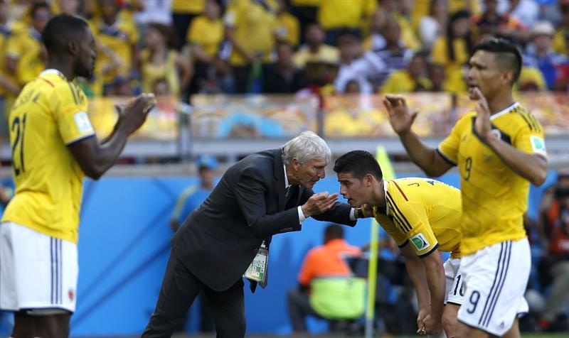 Colombia comienza con una clara victoria (3-0)