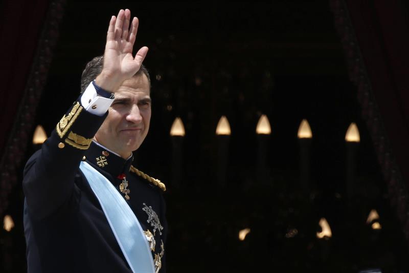 España estrena un nuevo rey para un nuevo tiempo