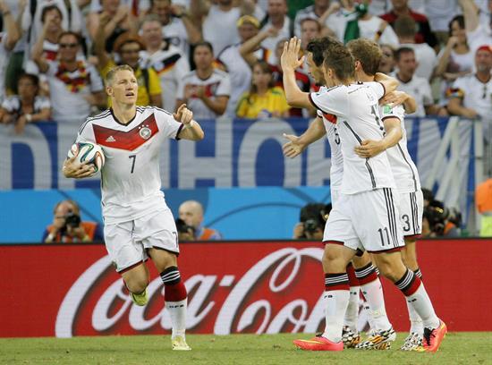 2-2 Alemania se cuelga a Klose para empatar ante una excelente Ghana