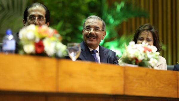 Presidente Medina inaugura foro internacional sobre transparencia