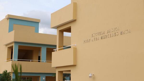 Danilo Medina inaugura 13 escuelas en Moca