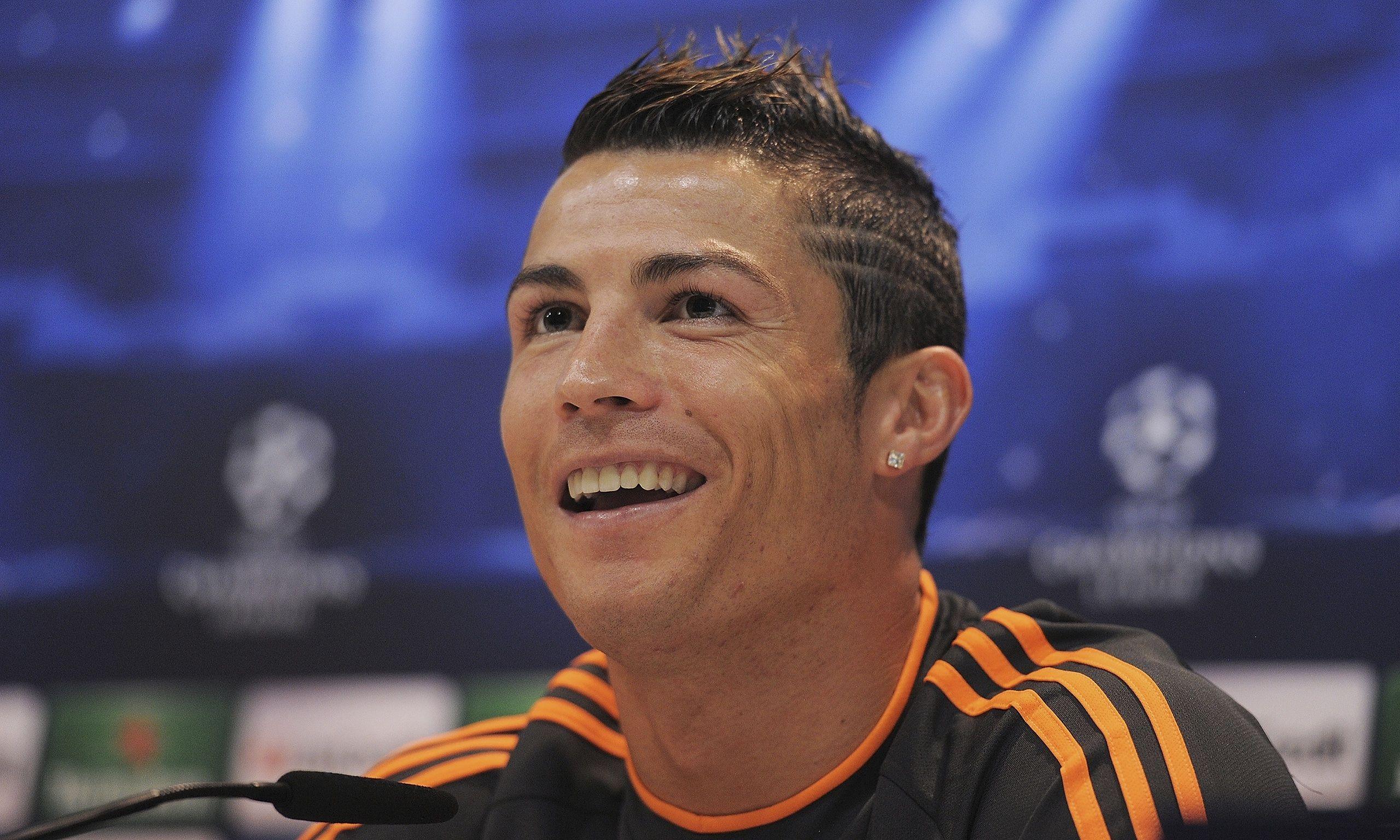 Cristiano Ronaldo confía en poder enfrentarse al Manchester United