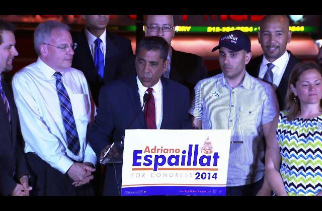 Adriano Espaillat dice no acepta derrota