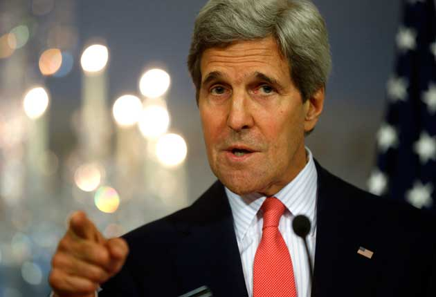 John Kerry se reúne mañana con el presidente haitiano para preparar comicios