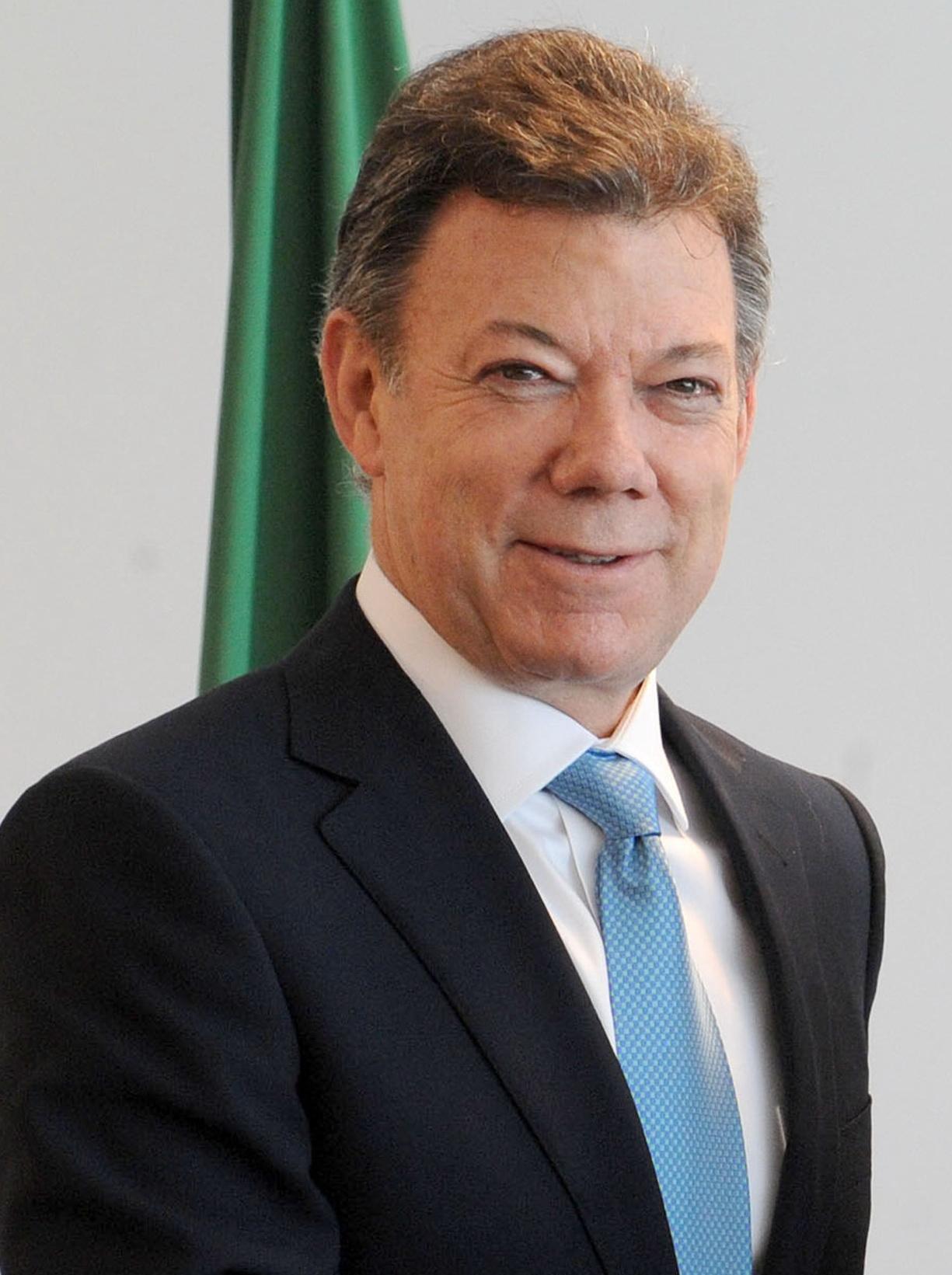 Toman posesión ministros del presidente colombiano Juan Manuel Santos