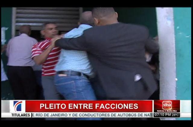 Hieren a un dirigente del PRI durante enfrentamiento