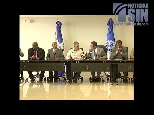 Piden formen comisión bicameral para estudiar proyecto de ley sobre Loma Miranda