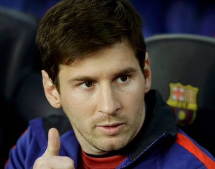 Messi agranda su leyenda tras alcanzar el partido 500 de azulgrana