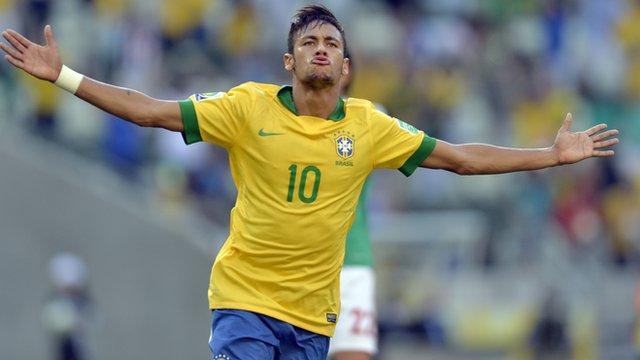Brasil depende del genio de Neymar, reconoce la prensa brasileña