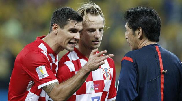 La prensa alemana tilda el penalti a favor de Brasil de