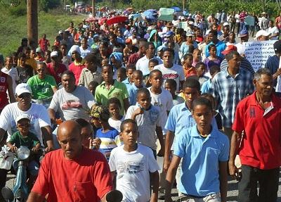 Protestan en Jaquimeyes por ampliación de escuela