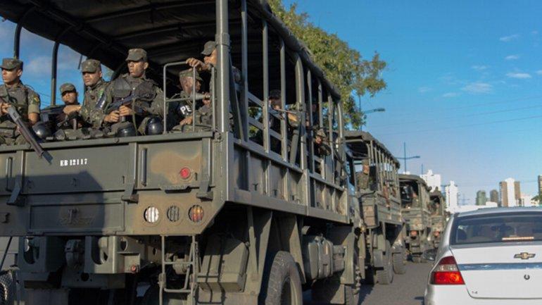 Protestas, huelgas y violencia desafían la seguridad del Mundial