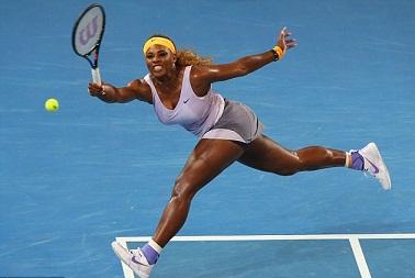 Serena Williams, cabeza de serie número uno; Carla Suárez la quince