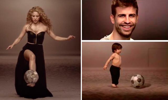 Shakira supera las 110 millones de visitas con su canción para el mundial