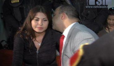 Otorgan libertad condicional a Sobeida Félix