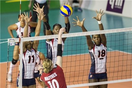 Voleibol RD debutará ante Trinidad en inicio Copa Panam en México