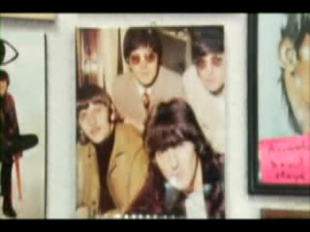 Familia se queda sin espacio por el amor a los Beatles
