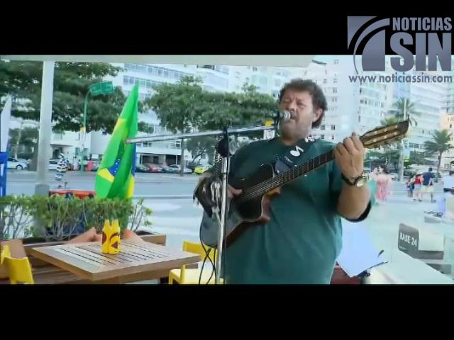 La música será otra opción que podrán disfrutar visitantes de Brasil