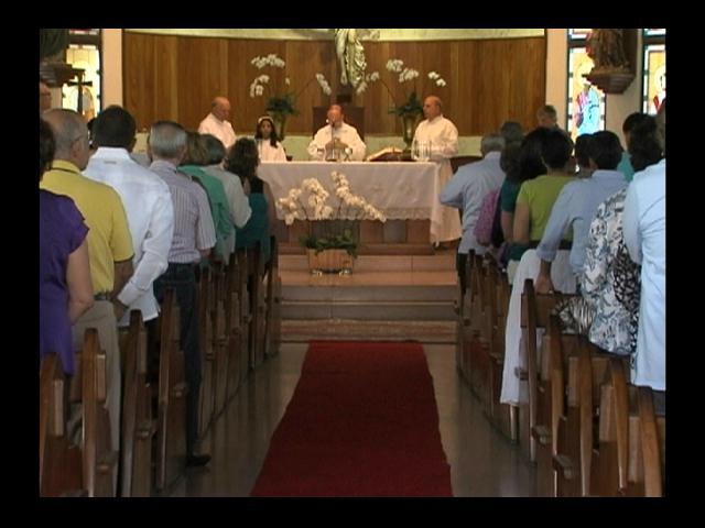 Feriado activo en recreación y en celebraciones litúrgicas