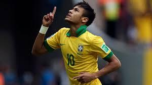 Neymar anota gol número 100 en Mundial Fútbol 2014