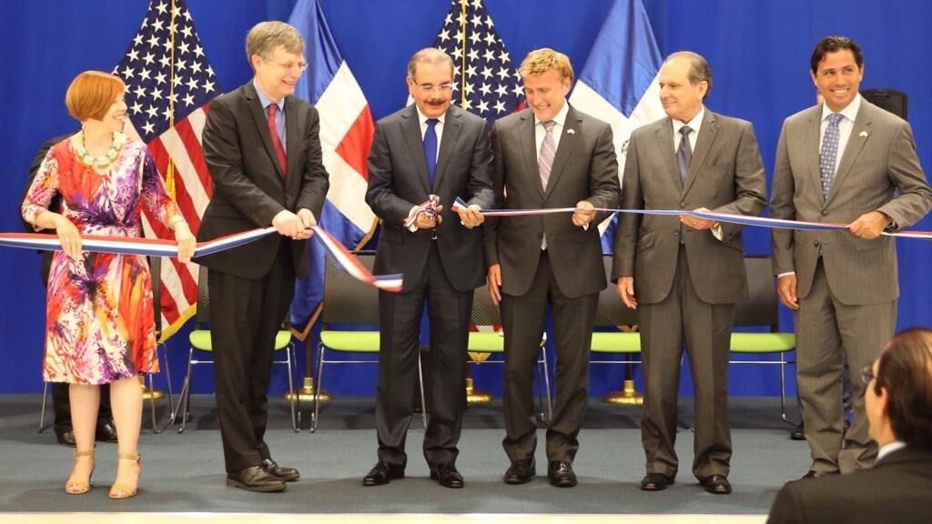 Inauguran nueva embajada y consulado de  EE.UU. en RD