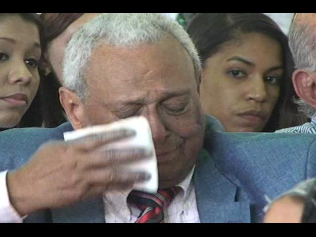 Negro Veras revela impotencia le hizo llorar en juicio de su hijo Jordi