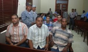 Aplazan juicio de fondo contra estudiantes acusados de asesinar coronel UASD