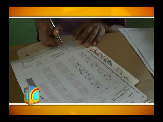 Más de 150 mil alumnos de 8vo se sometieron al último examen de pruebas nacionales