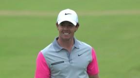 Rory hace punta a punta y es campeón del Open Championship