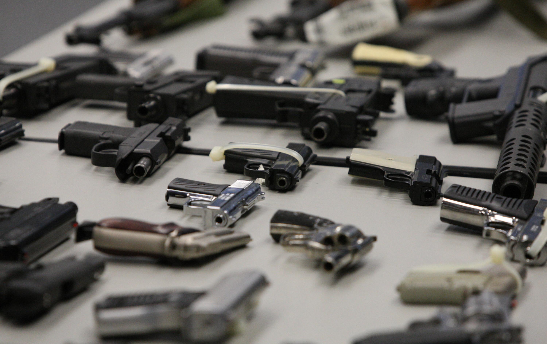 Autoridades lanzarán operativo para incautar armas de fuego