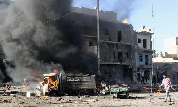 Al menos 34 yihadistas muertos en bombardeos de la coalición cerca de Mosul