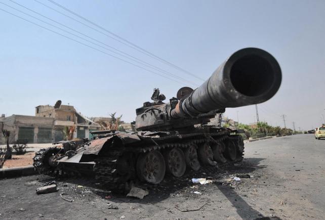 Asesinados 19 civiles por milicianos kurdos en el noreste de Siria