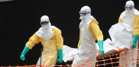 Una enfermera se convierte en segunda víctima mortal por ébola en Nigeria