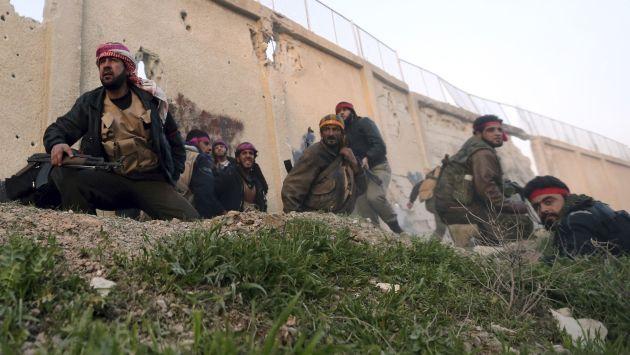EEUU lanzó este verano sin éxito operación para liberar rehenes en Siria