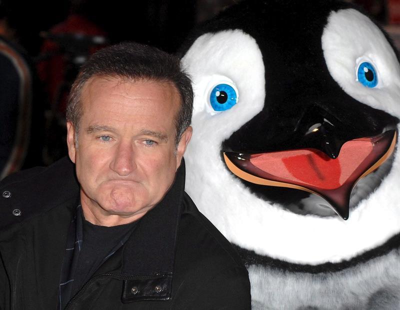 Robin Williams se ahorcó con un cinturón y tenía cortes en una muñeca
