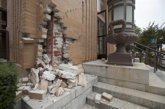 Unos 87 heridos deja sismo de magnitud 6,1 al norte de California