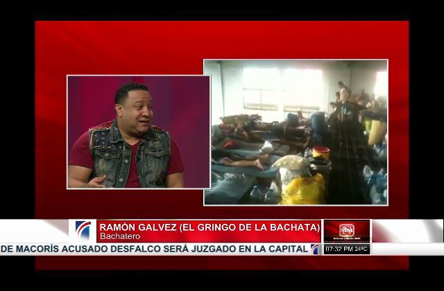 El Gringo de la Bachata habla ¡en exclusiva! para Noticias SIN tras llegar al país