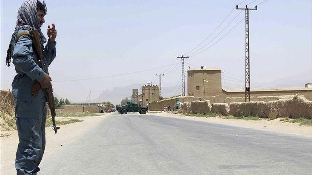Mueren 20 talibanes en ataques con dron en el este de Afganistán