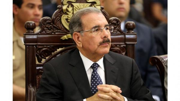 Presidente Medina encabeza reunión sobre tormenta Bertha
