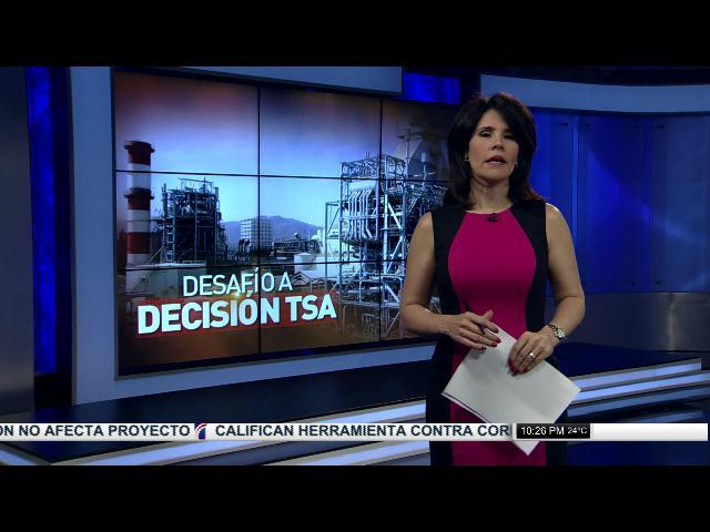 Desafío a decisión TSA