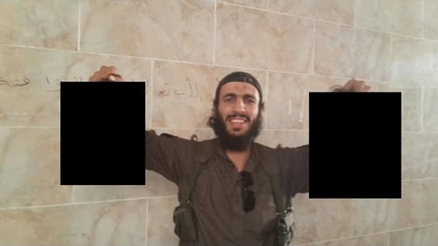 Militante australiano publica foto con cabezas decapitadas en Twitter