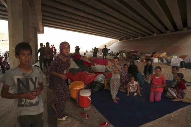 Al menos 23 yihadistas mueren por bombardeos de EE.UU. en Mosul