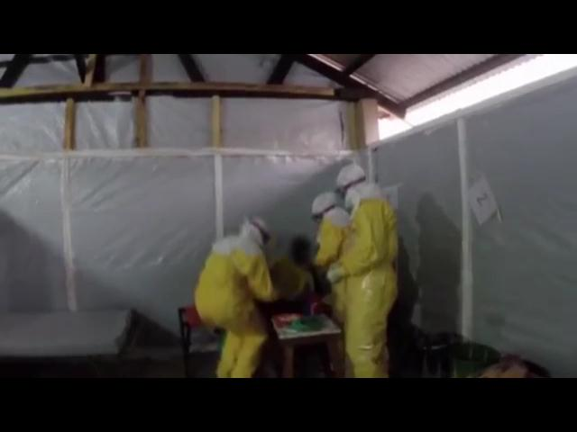 EE.UU ha enviado medio centenar de expertos a región afectada por ébola